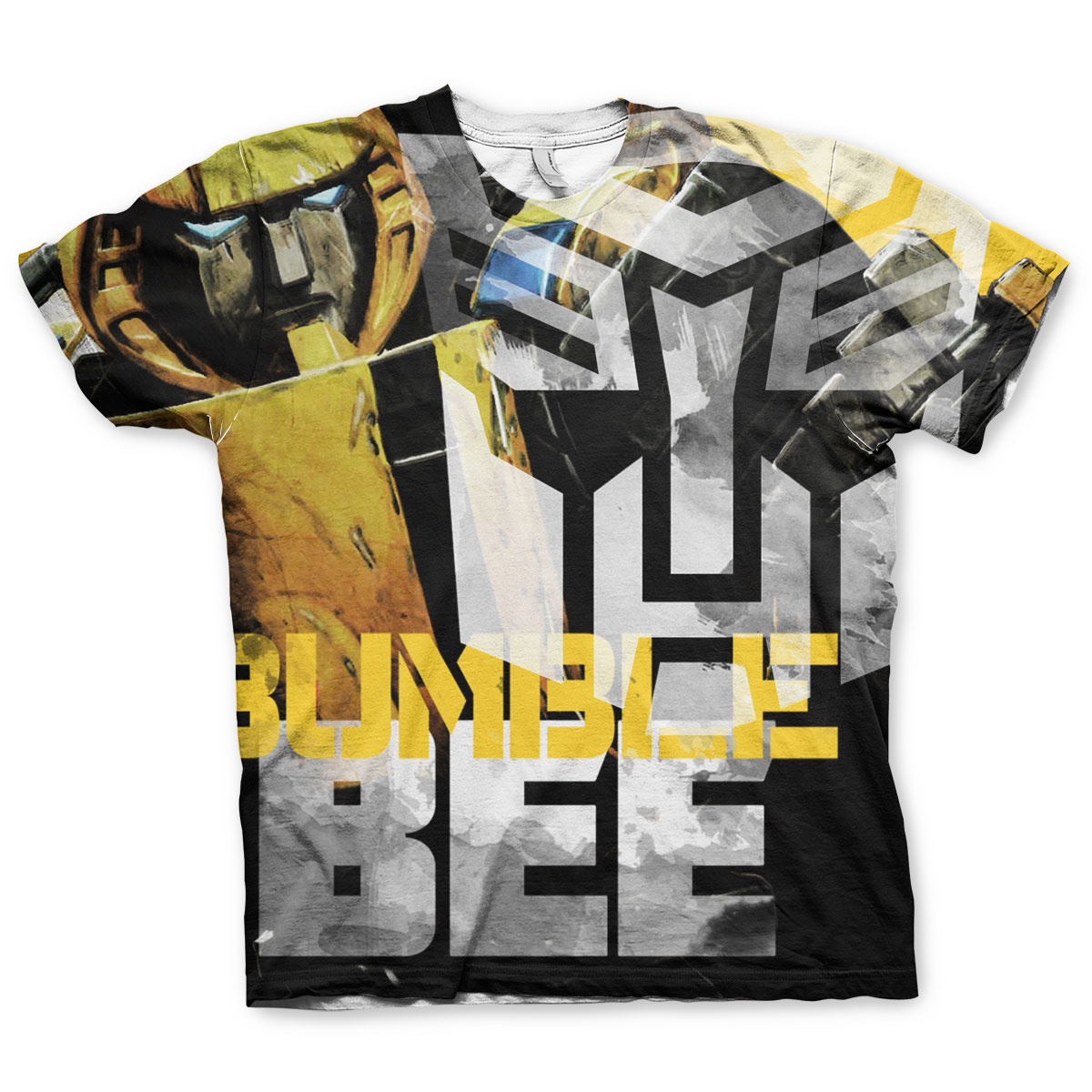 Bumble Bee Allover T-Shirt