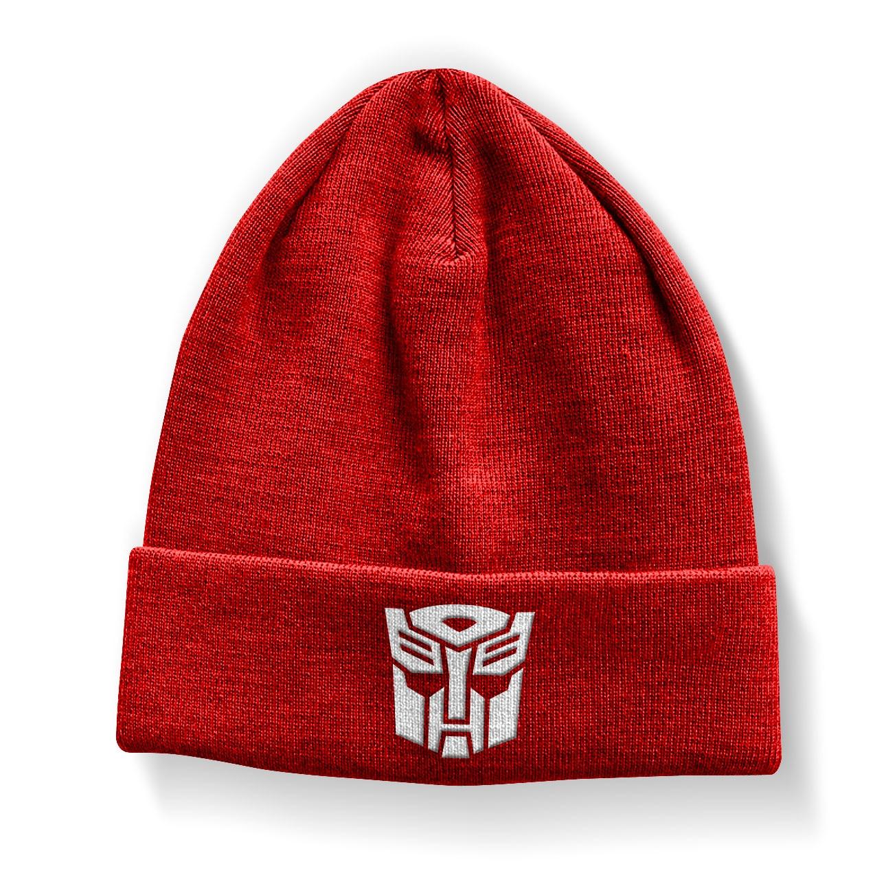Transformers Autobot Beanie