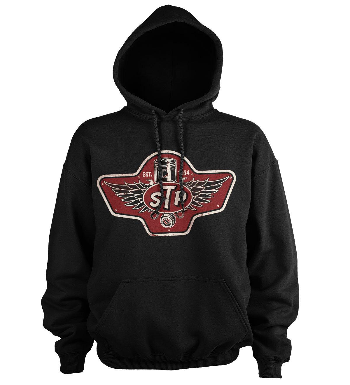 STP Piston Emblem Hoodie
