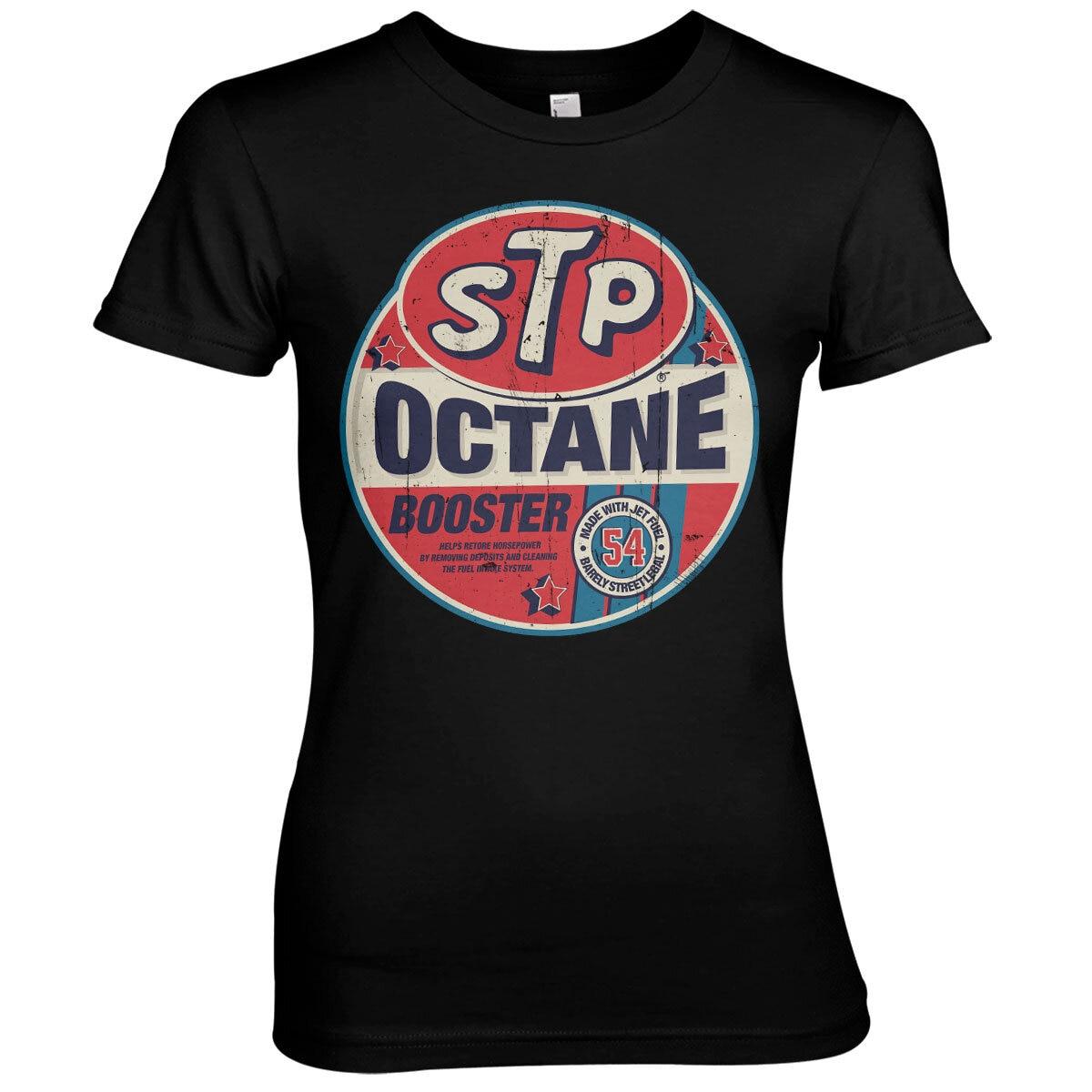 STP Octane Booster Girly Tee