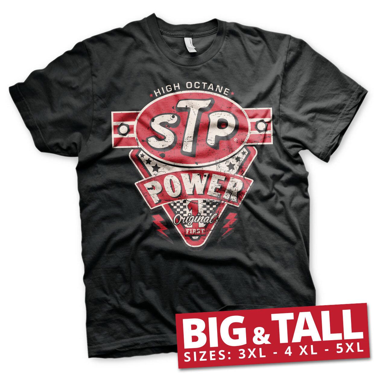 STP Power Big & Tall T-Shirt