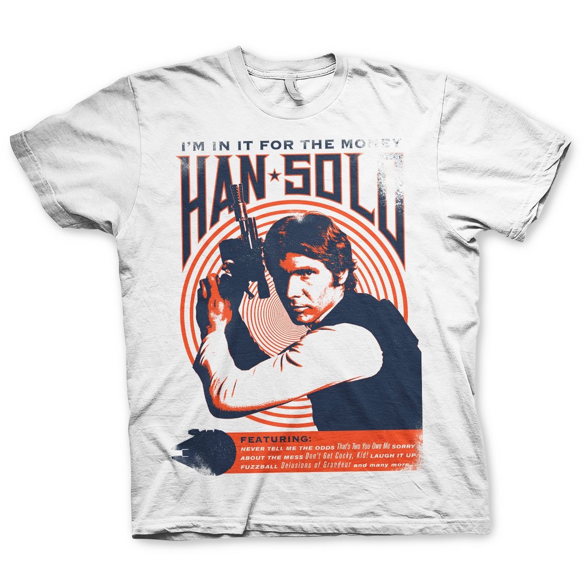 Han Solo - In It For The Money T-Shirt