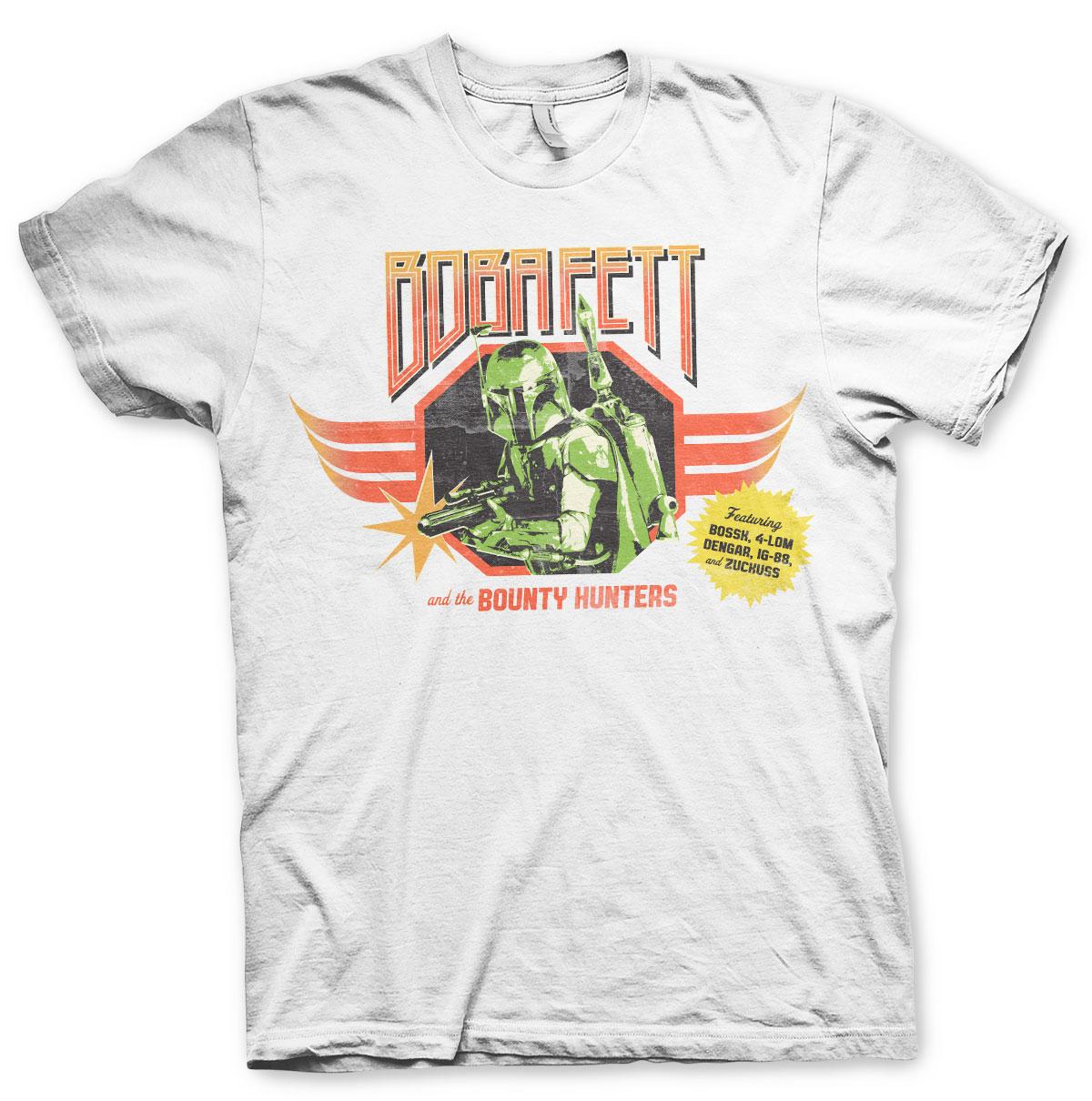 Boba Fett And The Bounty Hunters T-Shirt