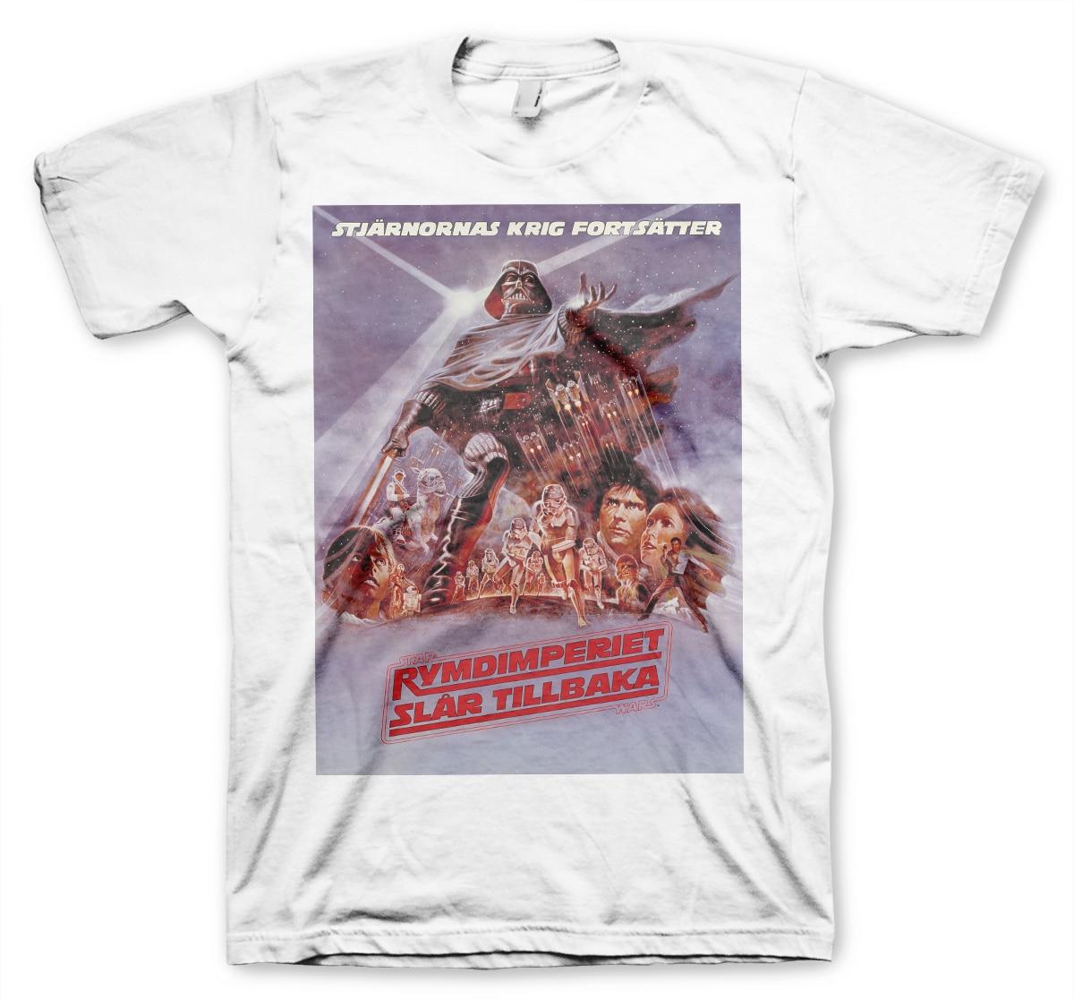 Rymdimperiet Slår Tillbaka T-Shirt