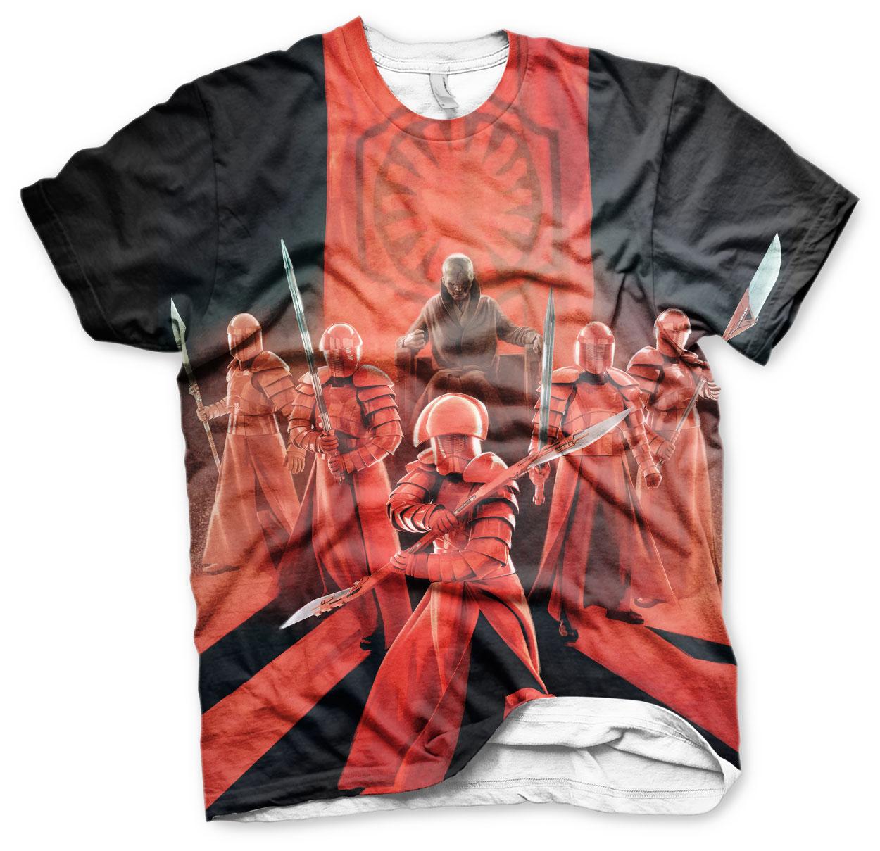Snoke's Praetorian Guards Allover T-Shirt