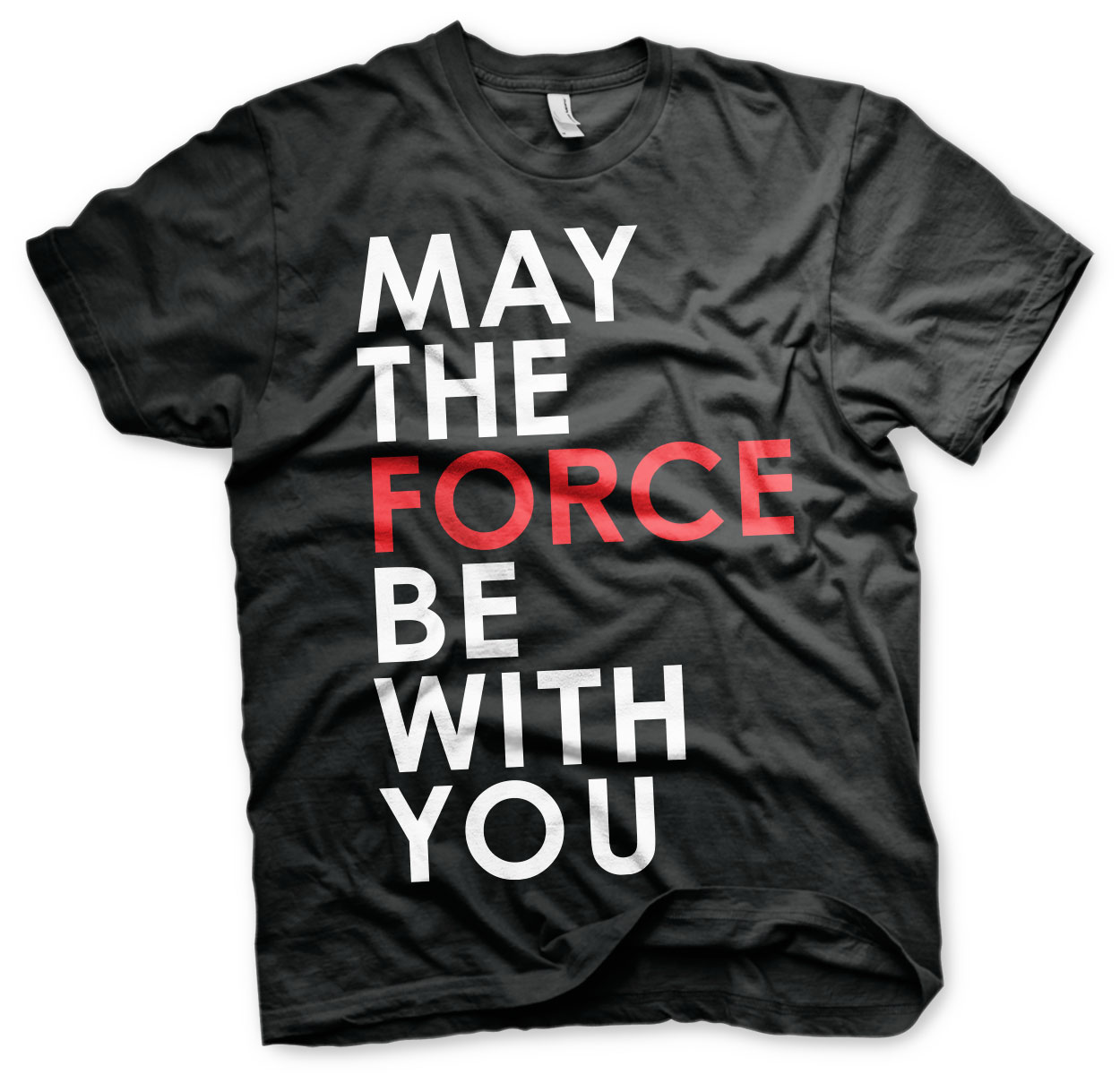 Star Wars - May The Force Be With You T-Shirt