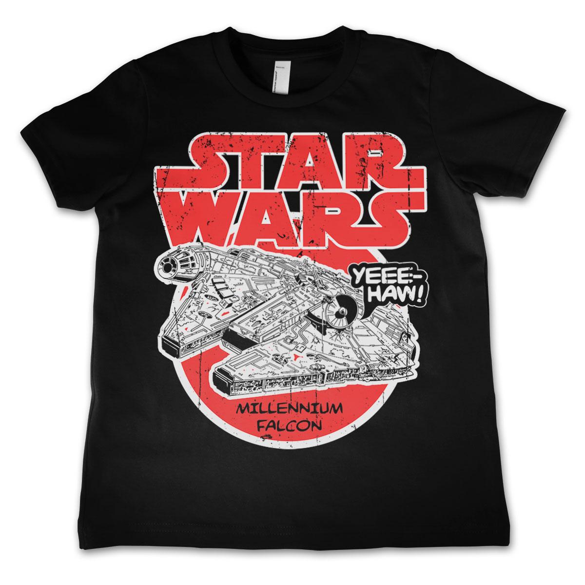 Star Wars - Millennium Falcon Kids T-Shirt