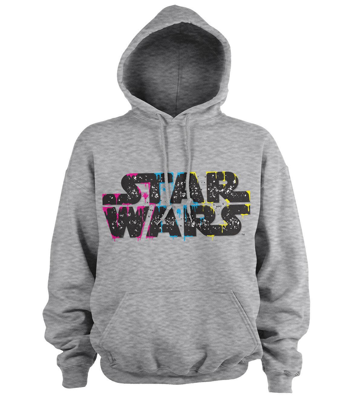 Inked Star Wars Logo Hoodie