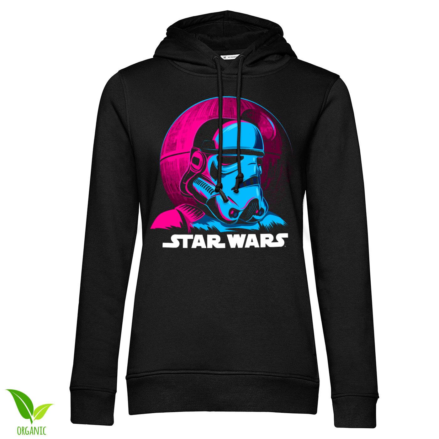 Star Wars - Colorful Trooper Girls Hoodie
