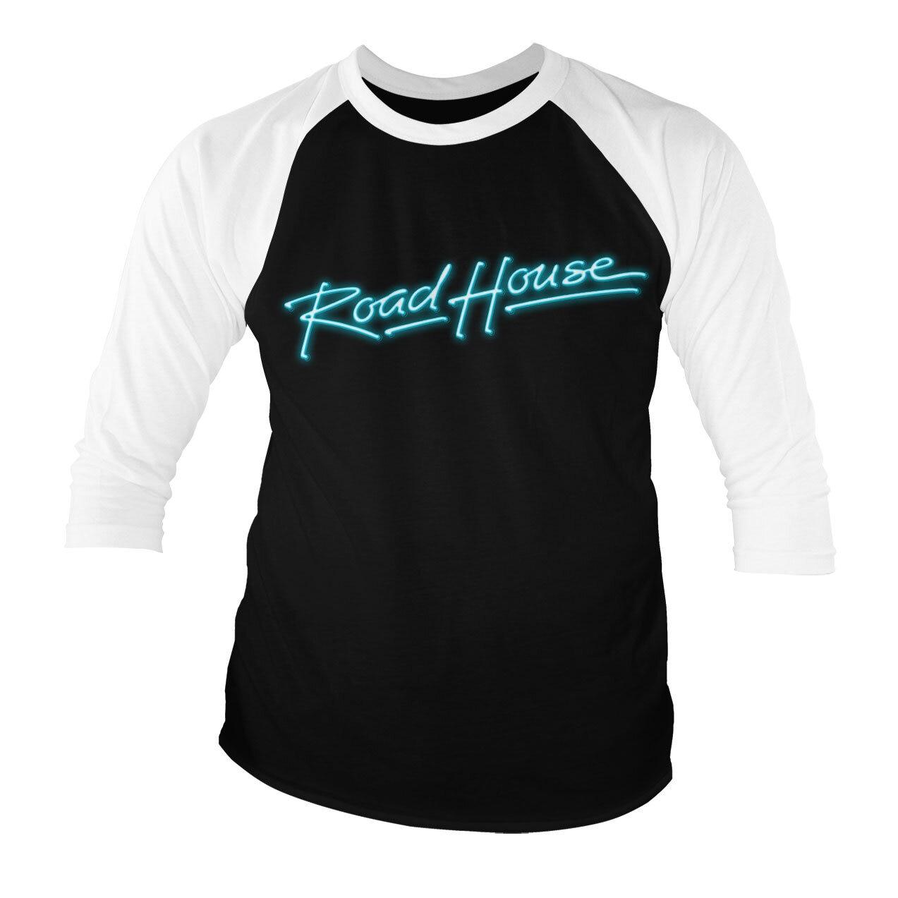 Road House Logo Baseball 3/4 Sleeve Tee