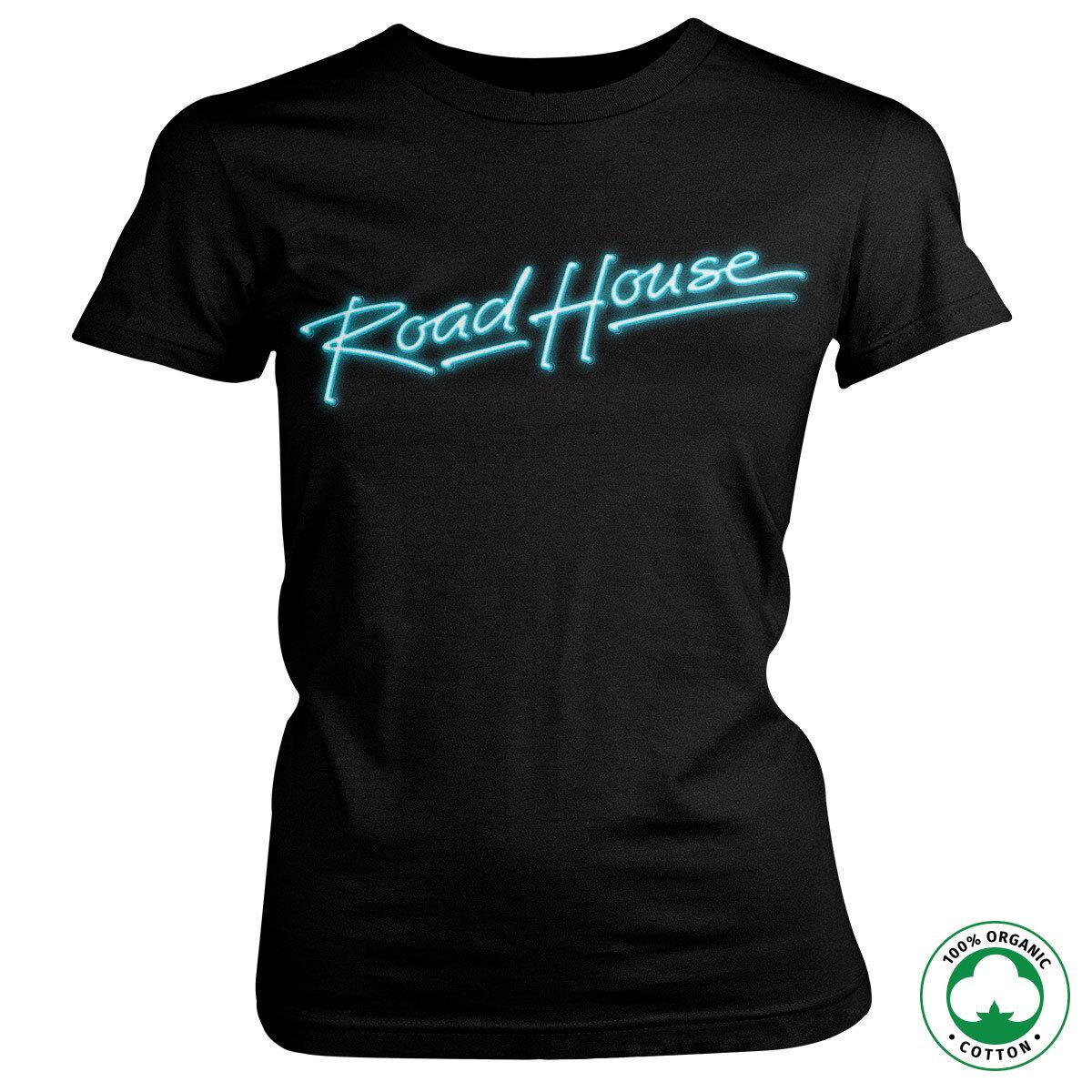 Road House Logo Organic Girly Tee