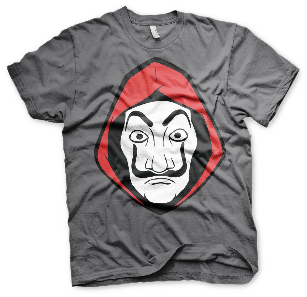 La Casa De Papel Mask T-Shirt