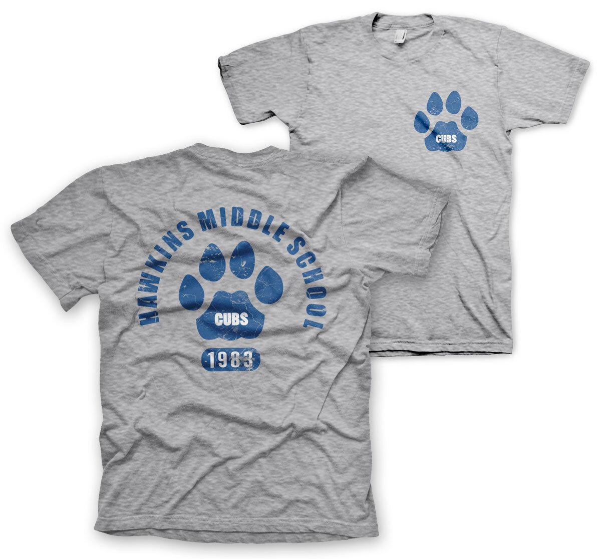 Hawkins Middle School CUBS T-Shirt