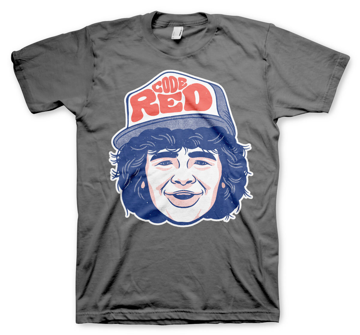 Dustin Code Red T-Shirt