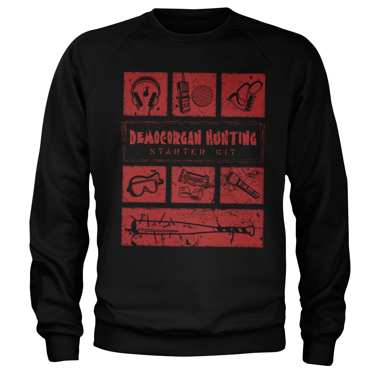 Demogorgan Hunter Starter Kit Sweatshirt