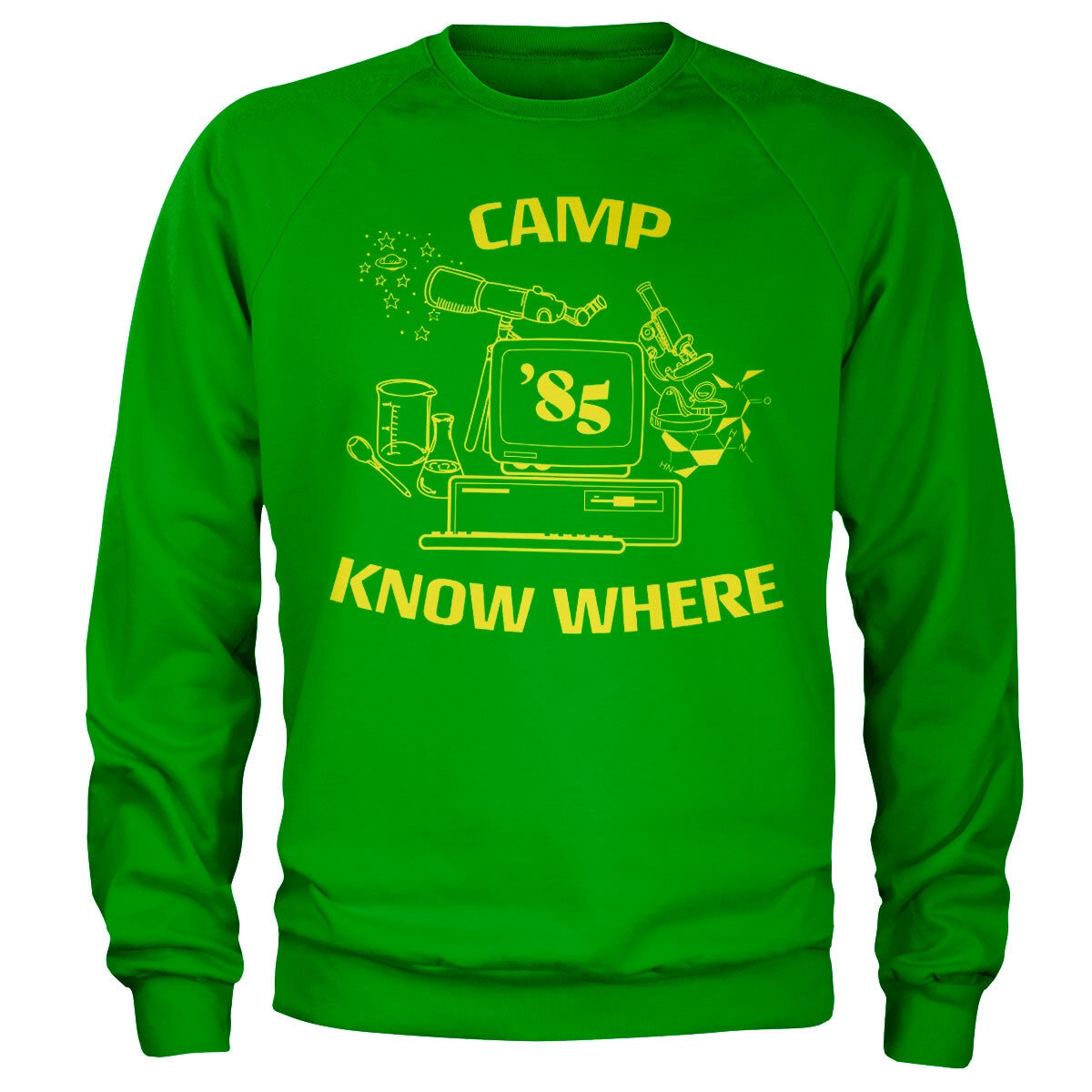 Camp Know Where Sweatshirt