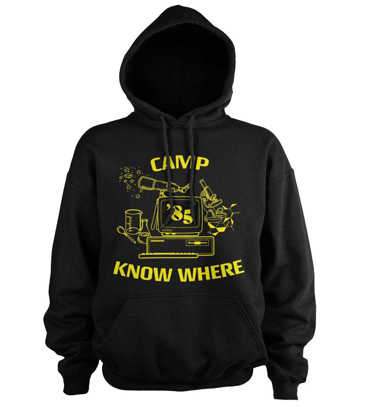 Camp Know Where Hoodie