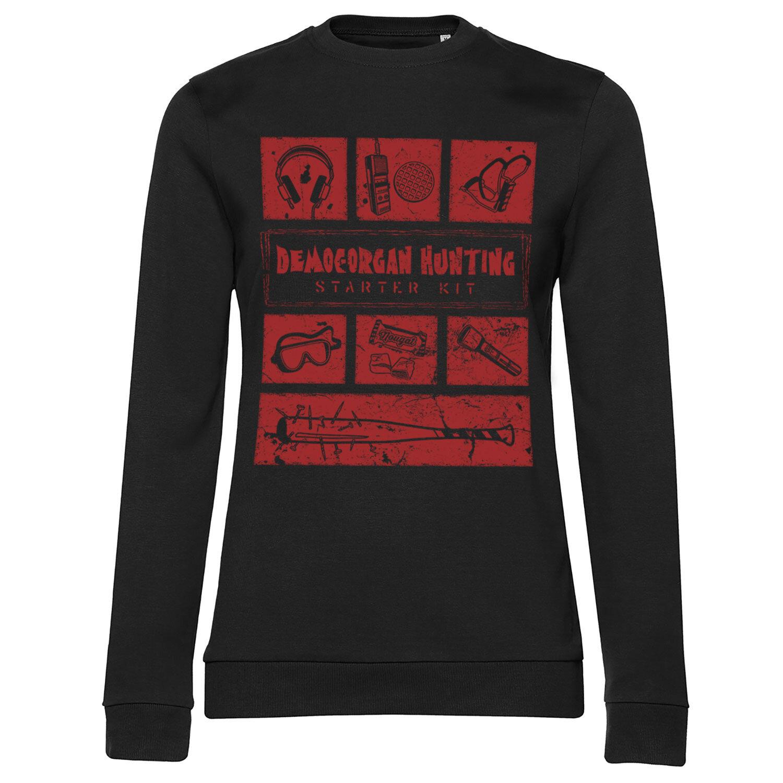Demogorgan Hunter Starter Kit Girly Sweatshirt