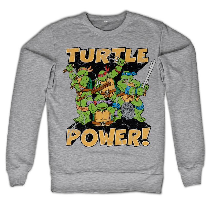 TMNT - Turtle Power! Sweatshirt