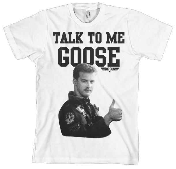 Top Gun - Talk To Me Goose T-Shirt