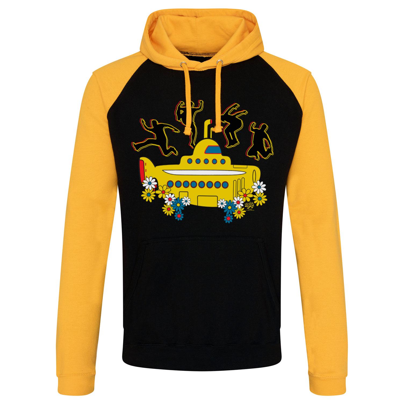 Yellow Submarine Baseball Hoodie