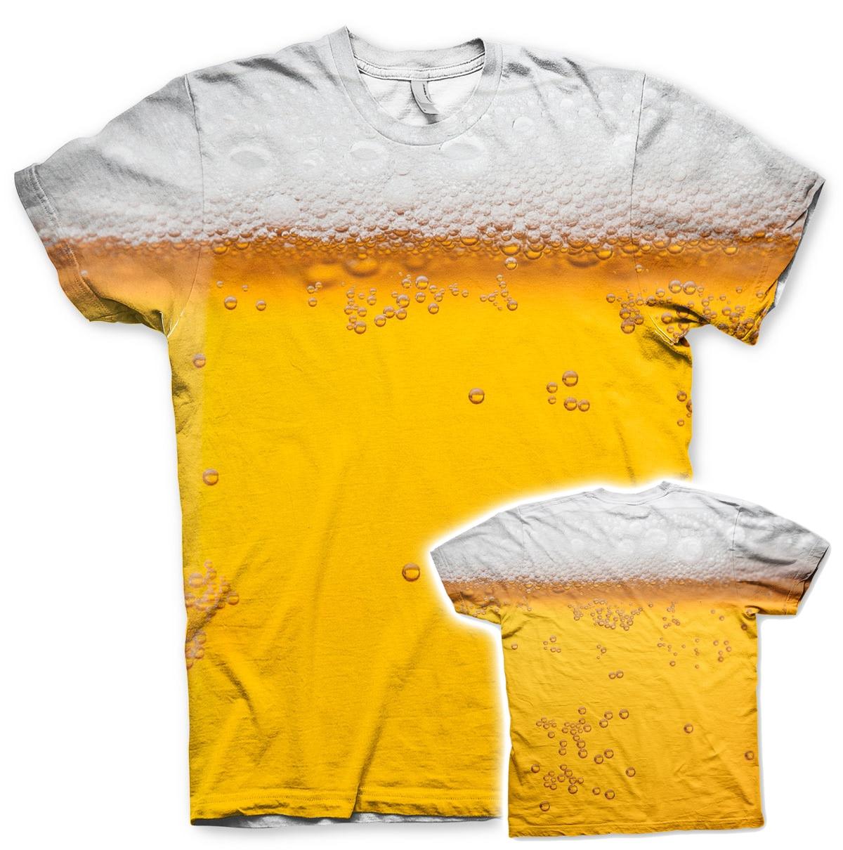 Beer Allover T-Shirt