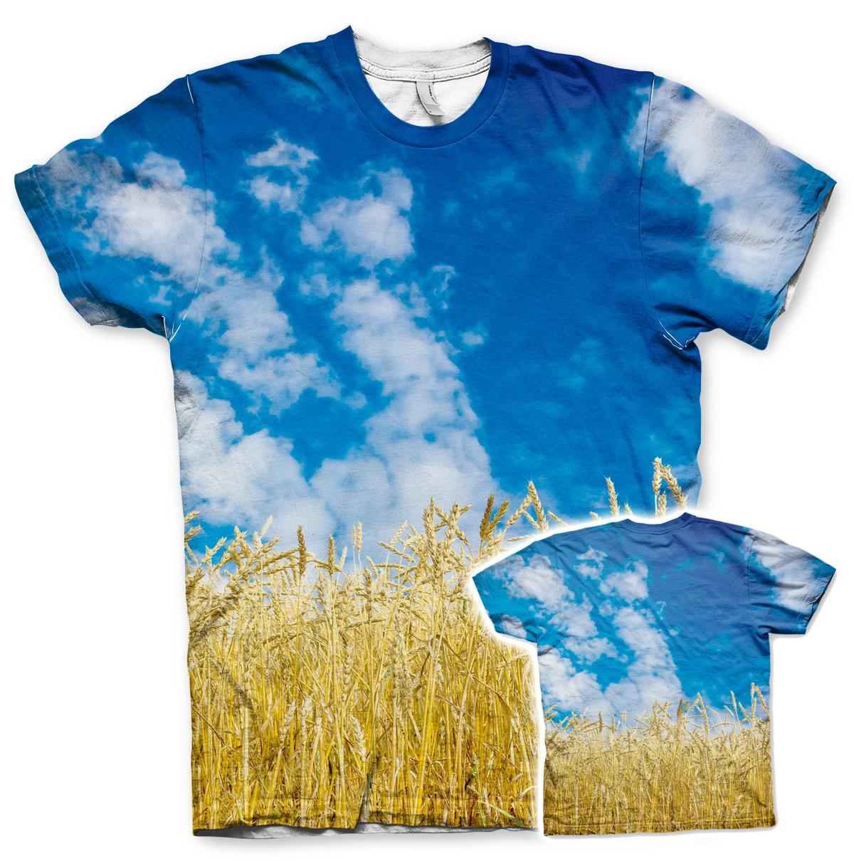 Field Allover T-Shirt