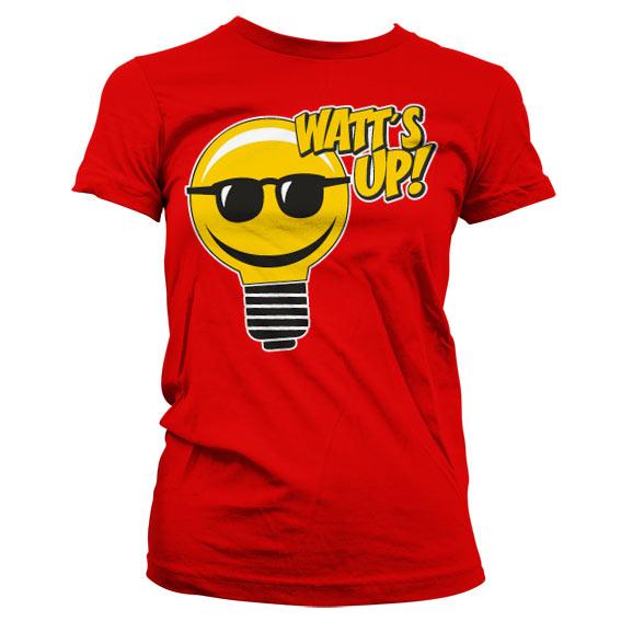 Watt´s Up! Girly T-Shirt