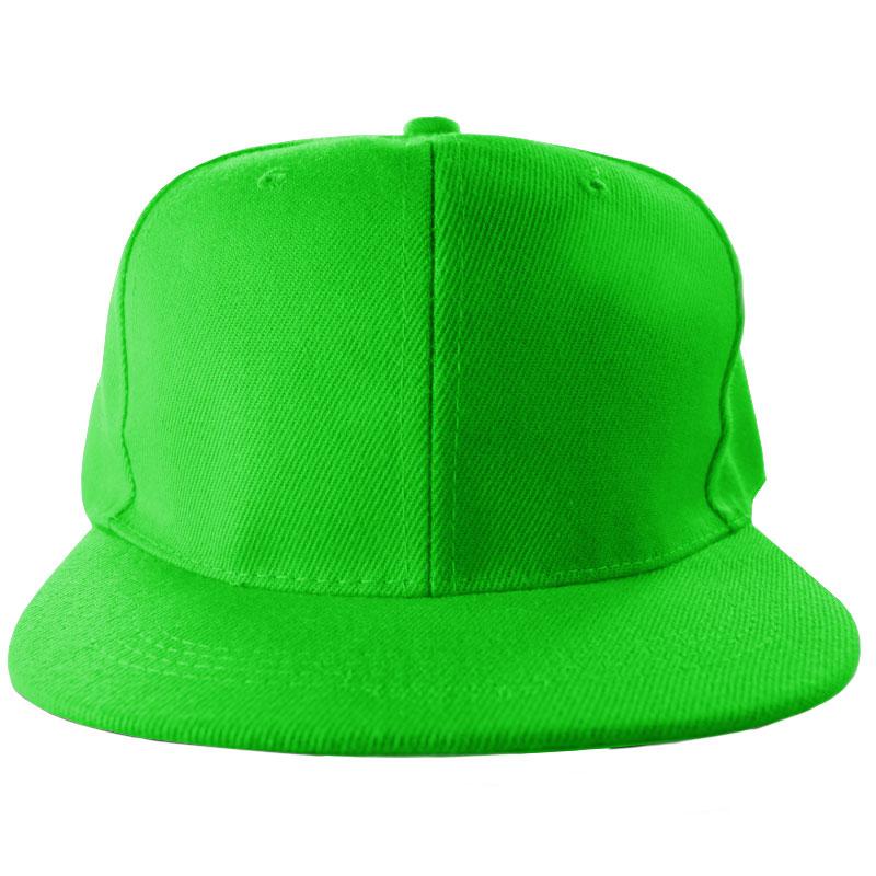 Snapback Cap Green