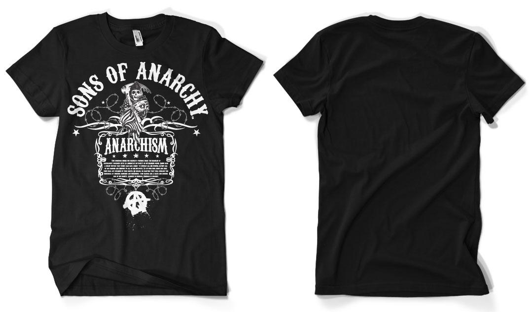 SOA - Anarchy T-Shirt