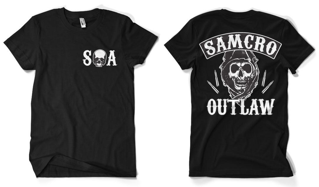 Samcro Outlaw T-Shirt