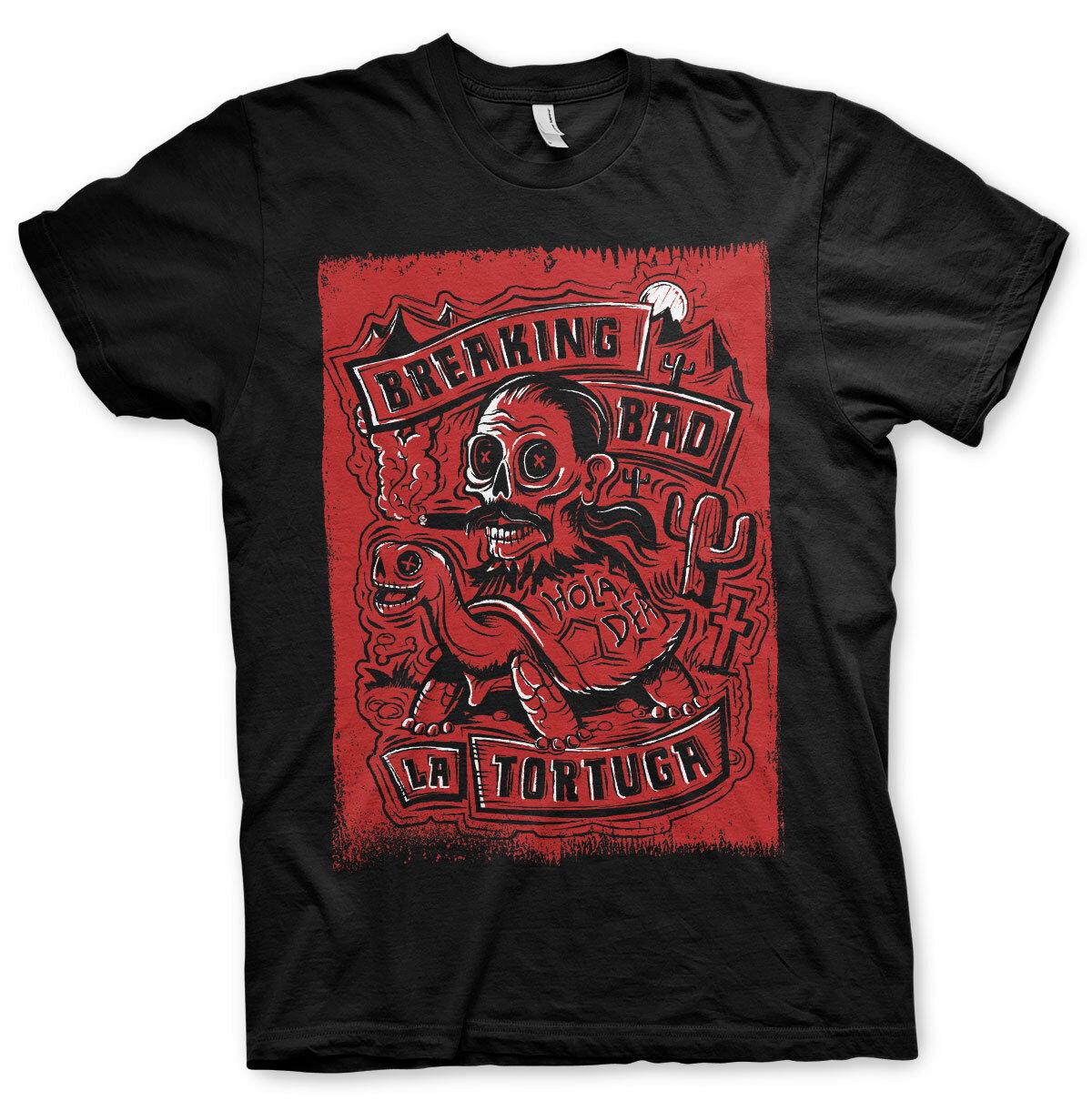 La Tortuga - Hola Death T-Shirt