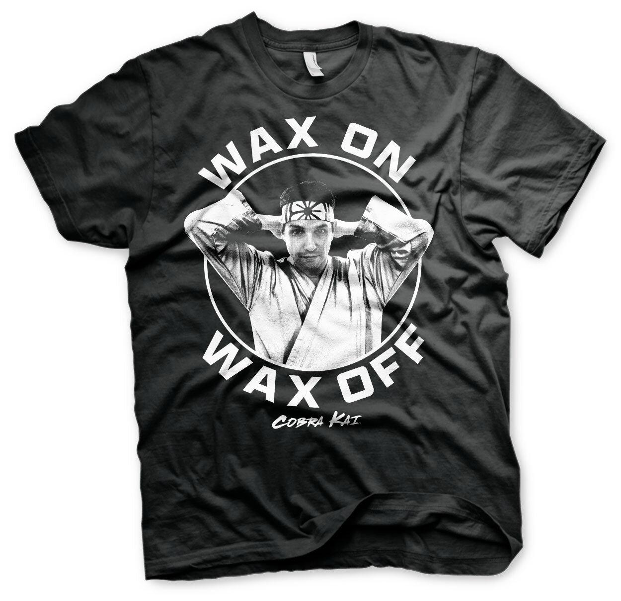 Wax On Wax Off T-Shirt