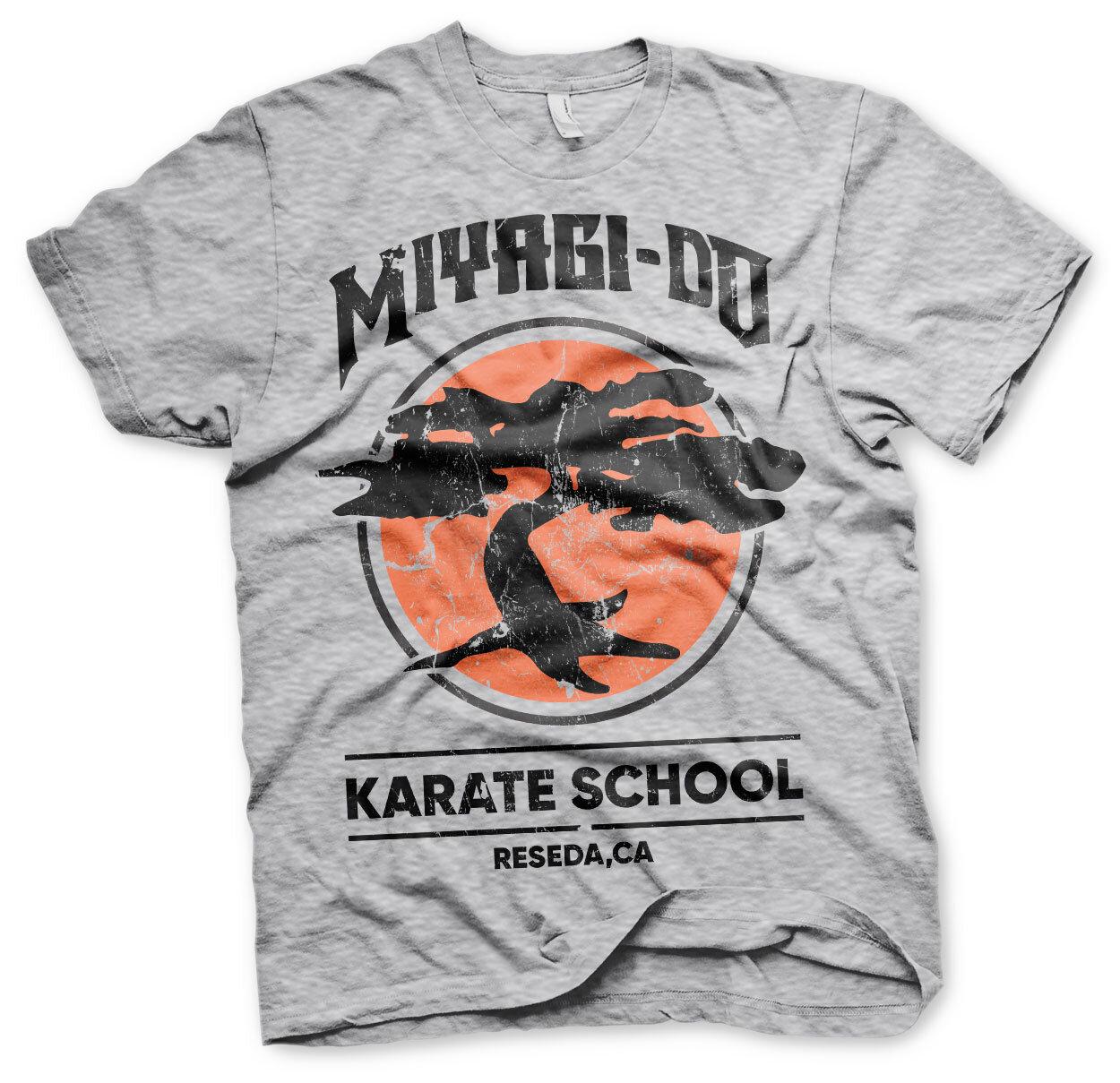 Miyagi-Do Karate School T-Shirt