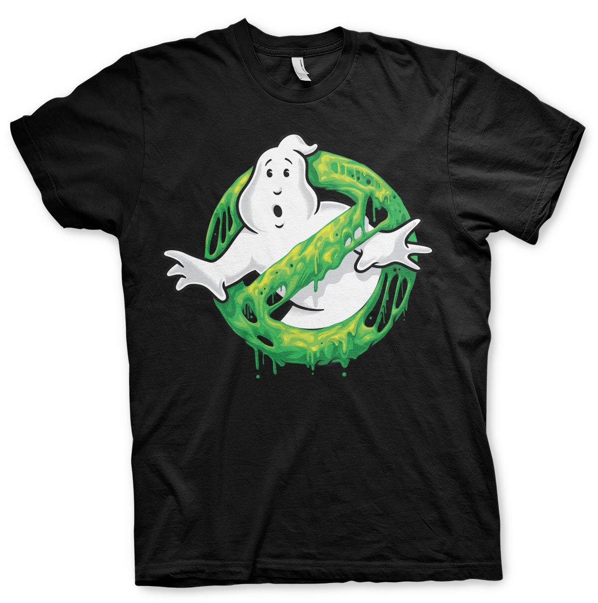 Ghostbusters Slime Logo T-Shirt