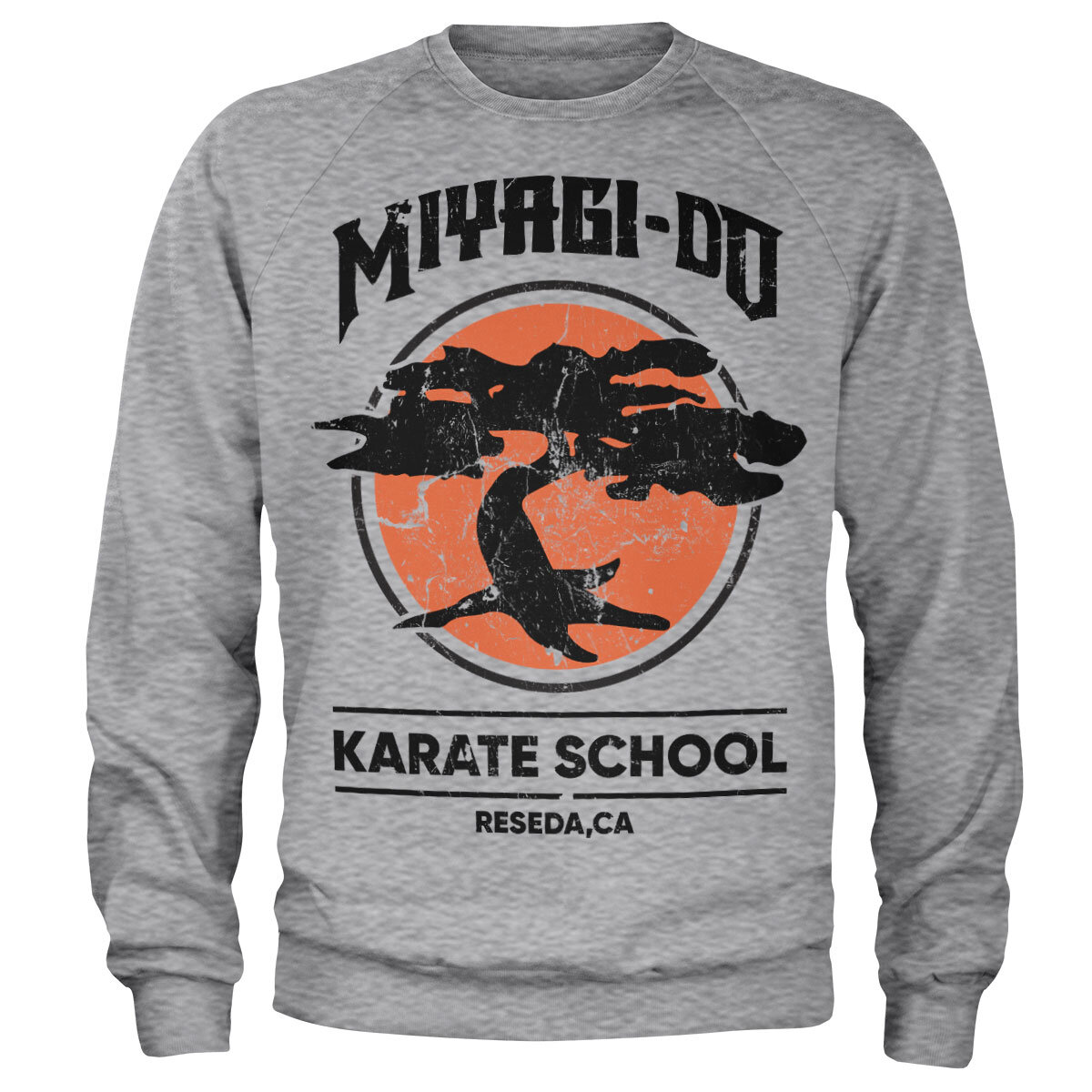 Miyagi-Do Karate School Sweatshirt