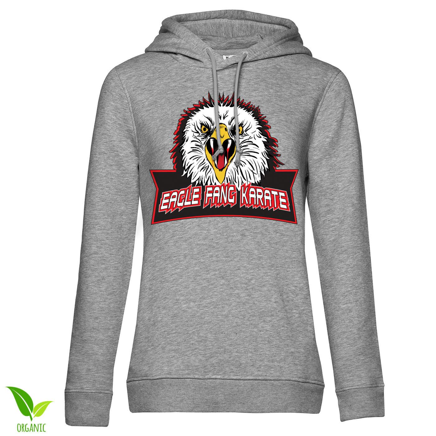 Eagle Fang Karate Girls Hoodie