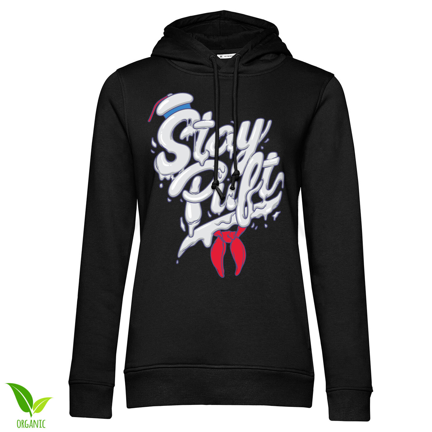 Ghostbusters - Stay Puft Girls Hoodie