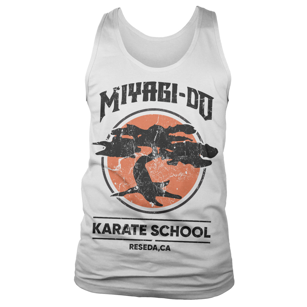 Miyagi-Do Karate School Tank Top