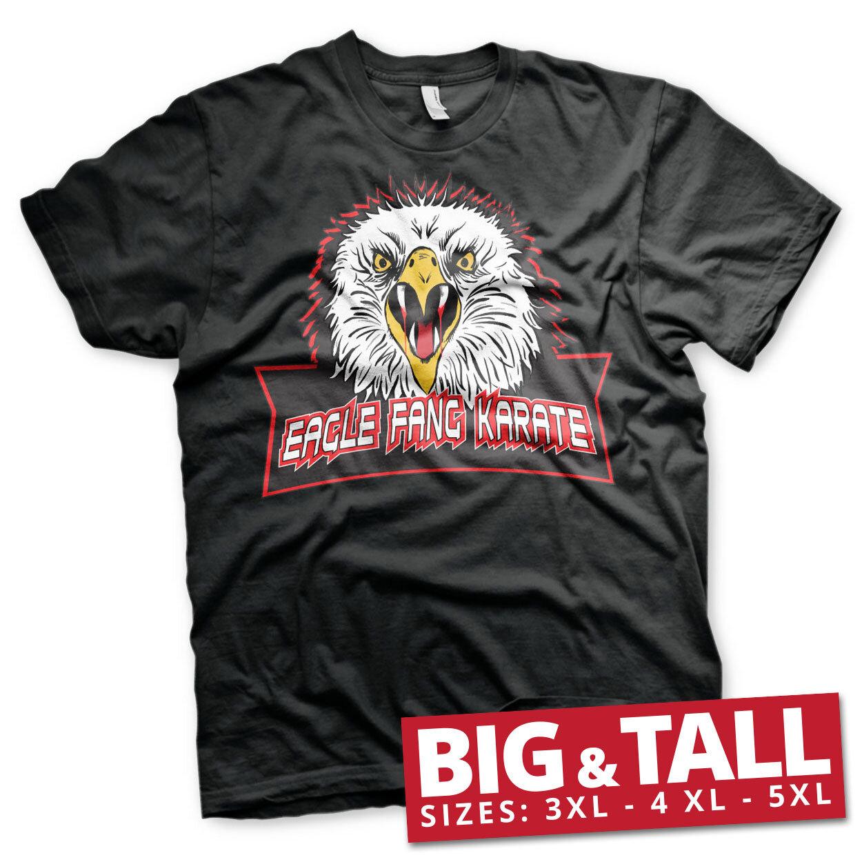 Eagle Fang Karate Big & Tall T-Shirt