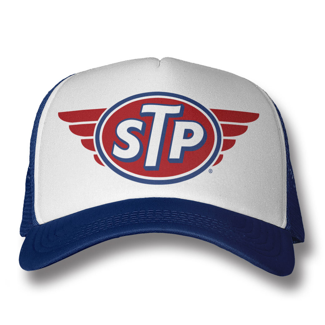 STP Logo Trucker Cap