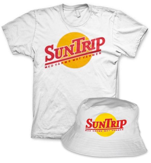 SUNTRIP PACK - Hatt & T-Shirt