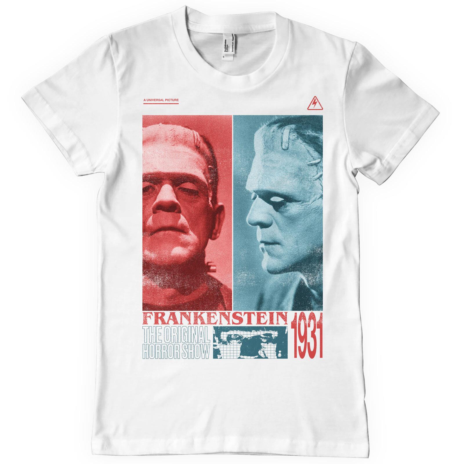 Frankenstein - Horror Show T-Shirt