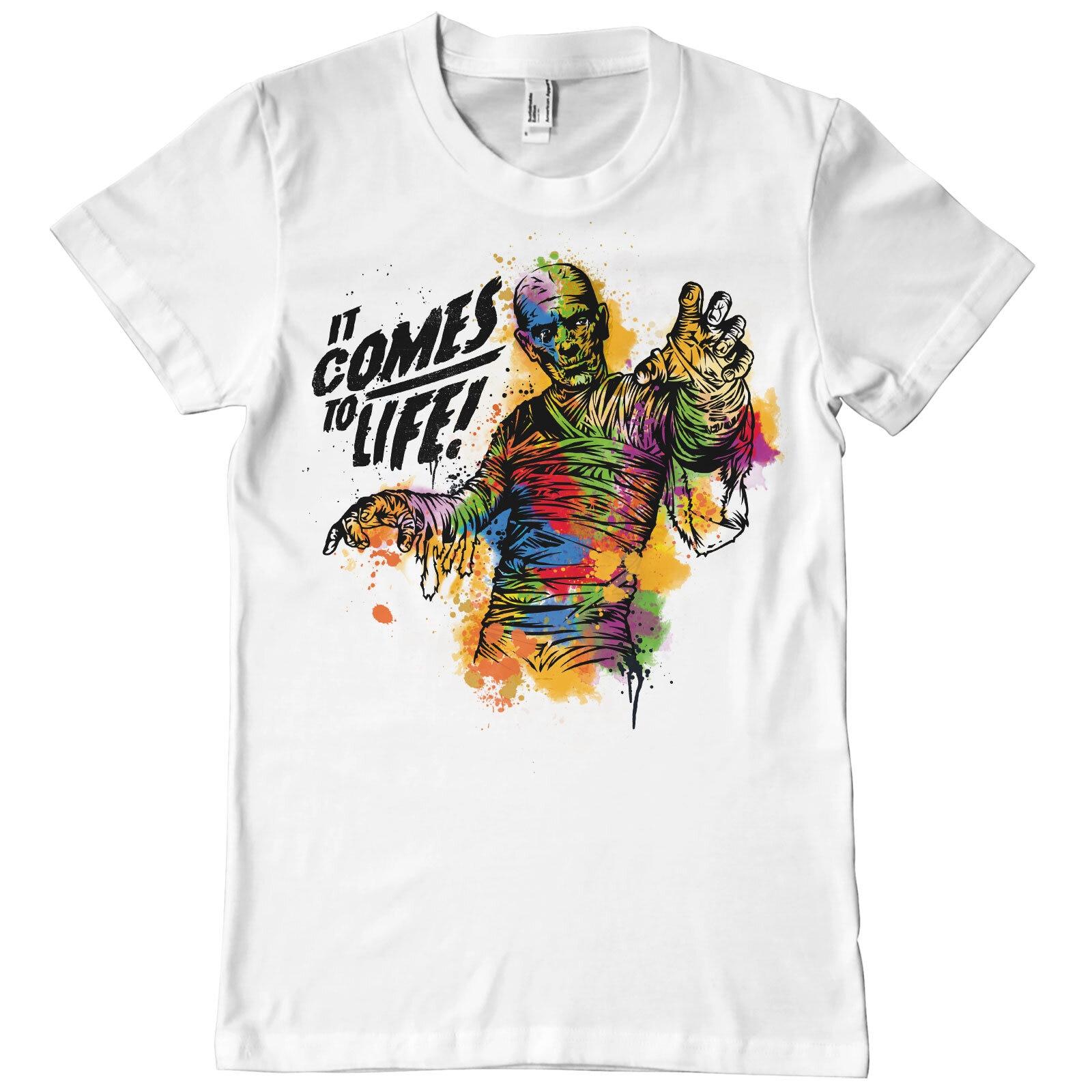 Colorful Mummy T-Shirt