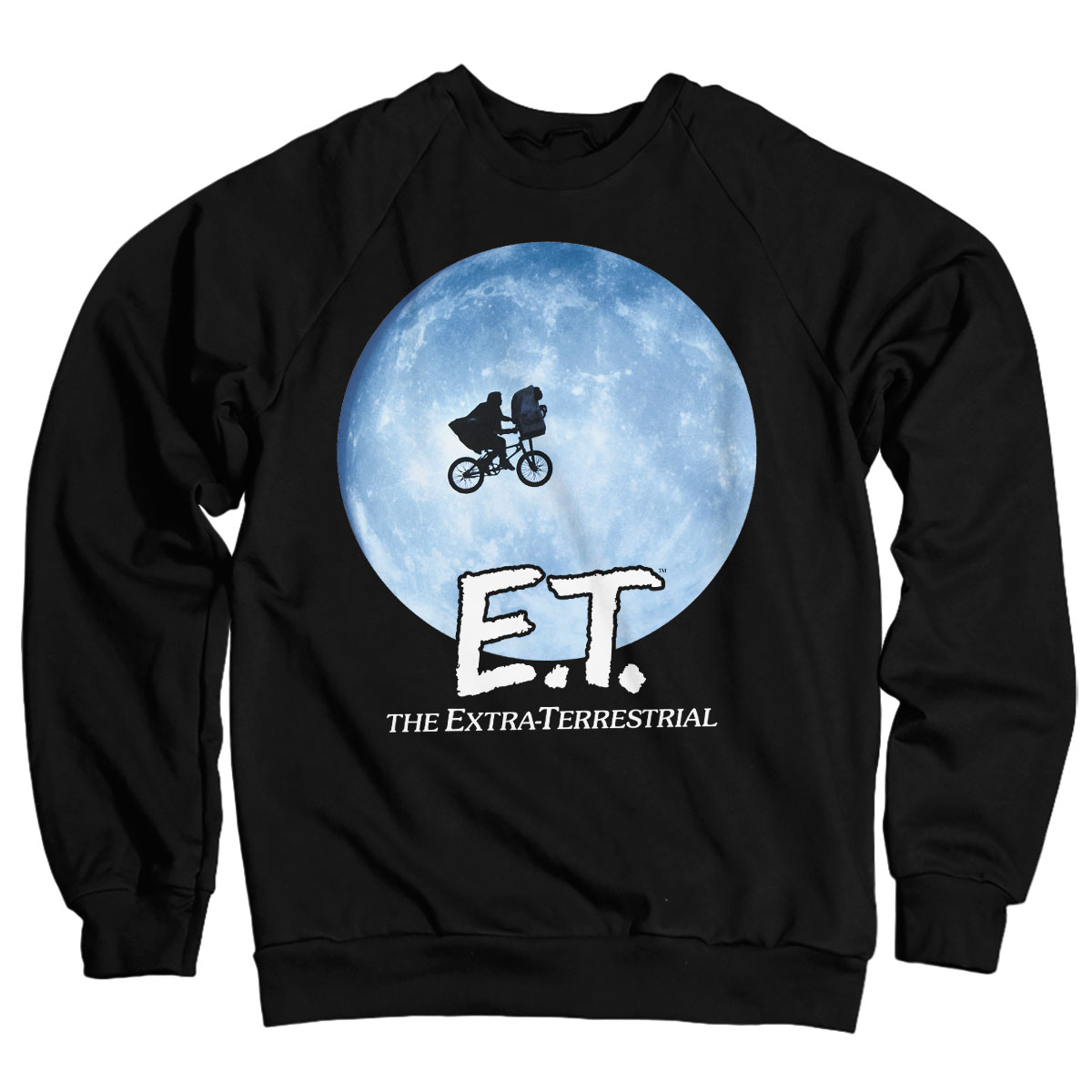 E.T. Bike In The Moon Sweatshirt