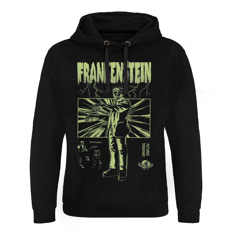 Frankenstein Retro Epic Hoodie