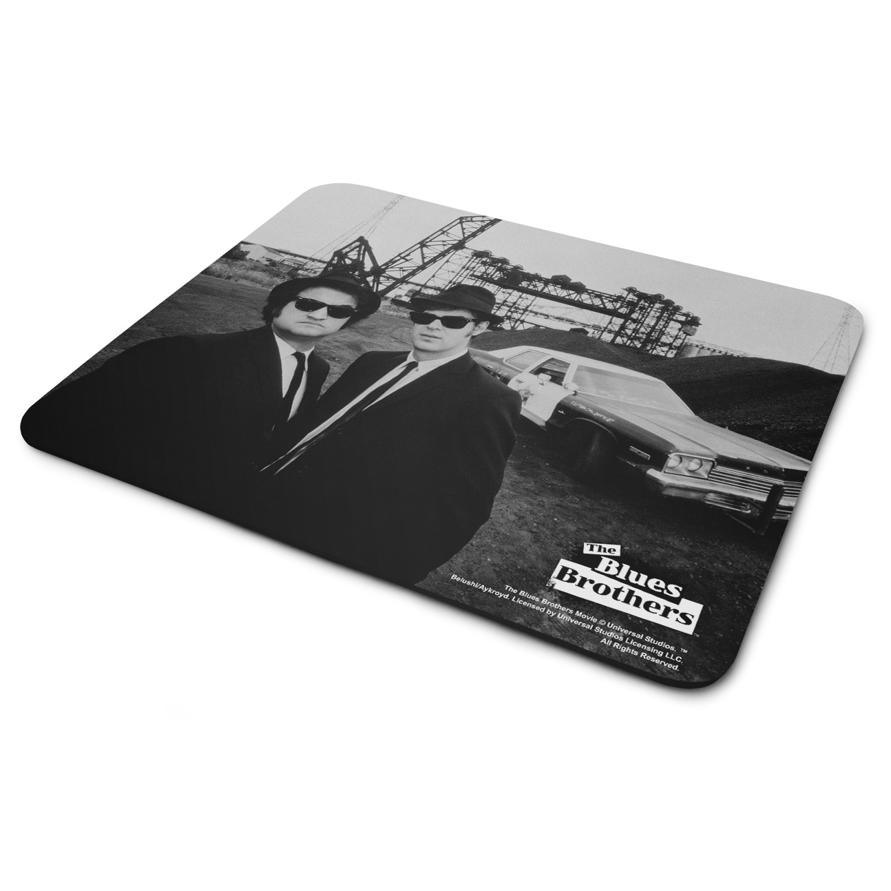 The Blues Brothers Mouse Pad