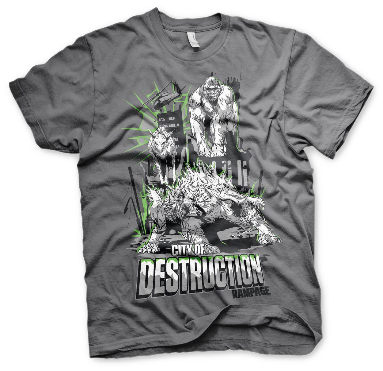 Rampage - Destruction City T-Shirt