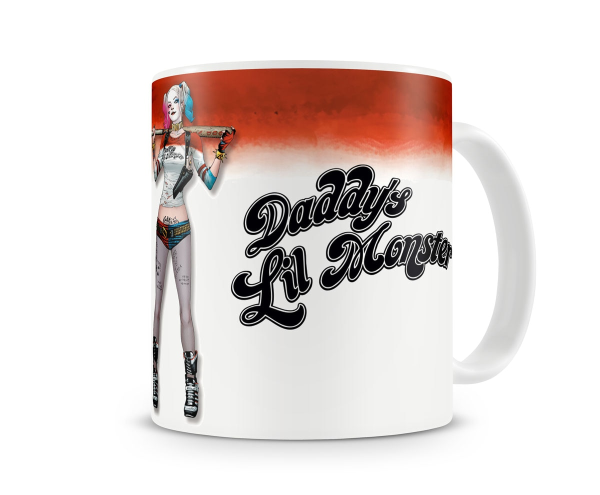 Daddy´s Lil Monster Coffee Mug