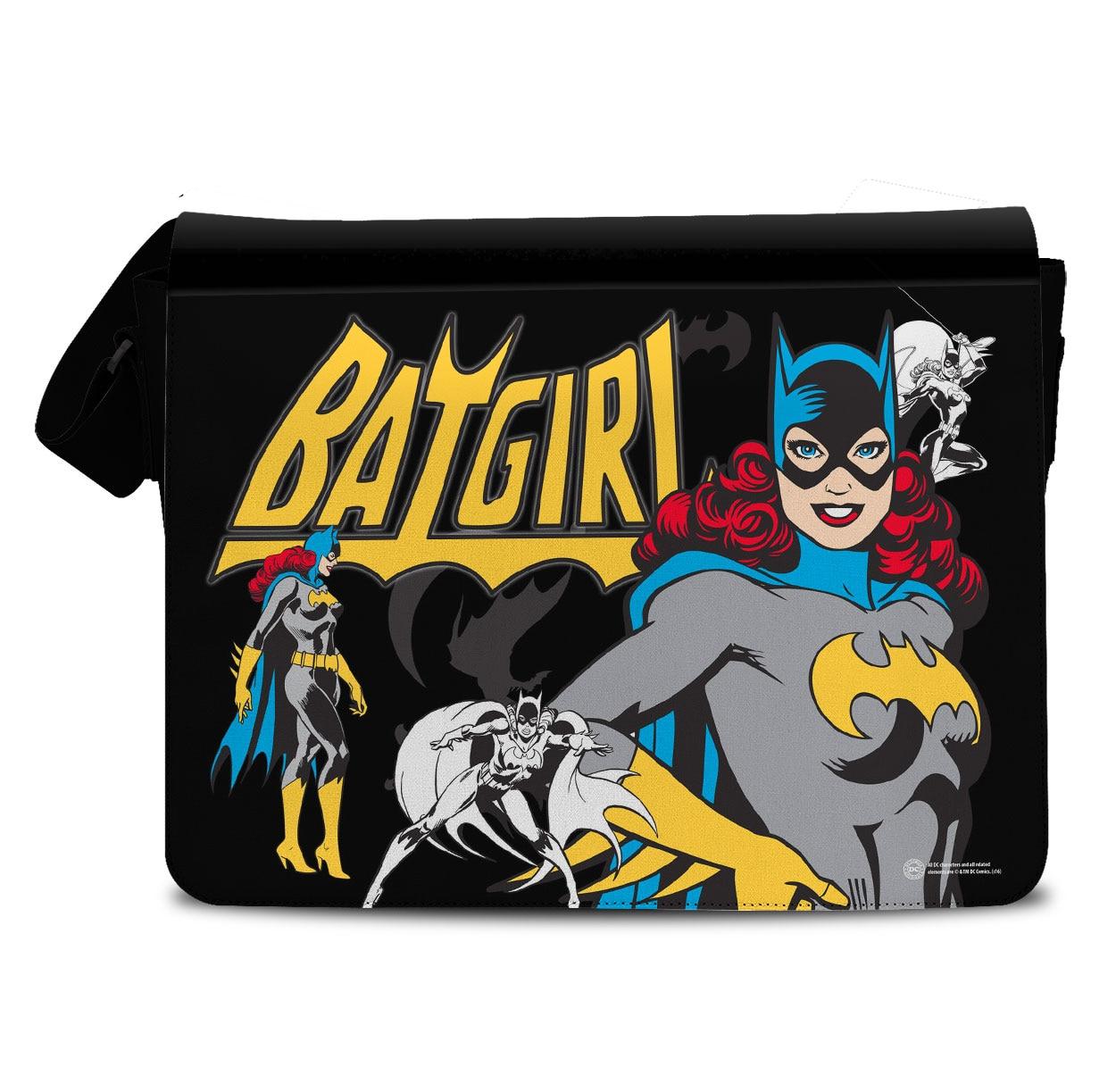Batgirl Messenger Bag